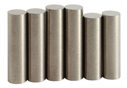A2 Rod Magnet Staggered Set .187 diameter