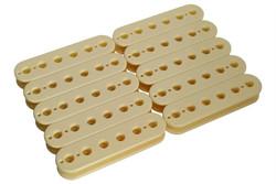 50mm Screw Side Humbucker Pickup bobbin - cream