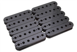 50mm Slug Side Humbucker Pickup bobbin - black