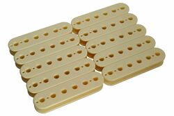 50mm Slug Side Humbucker Pickup bobbin - cream