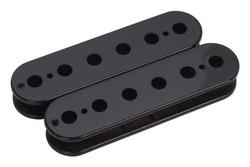 53mm Slug Side Humbucker Pickup  Bobbin - Black