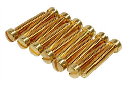 Filter'tron Pole screws - Gold