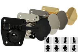 GOTOH GB2 Bass Tuning Machines Tuners - Preconfigured Sets