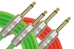 Kirlin IM-201 PRG Translucent Guitar Cable 20ft