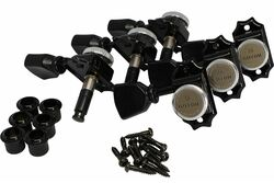 SD90 MG-T locking tuning machines - black