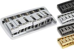 GOTOH 510FX-6 6-String Fixed Bridge CNC Machined w/ Steel Saddles