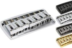 GOTOH 510FX-7 7-String Fixed Bridge CNC Machined w/ Steel Saddles