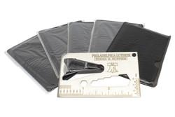 String Action Gauge - Guitar Pocket Multi Tool - 5 pack