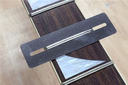 Fingerboard Fret Guards for guitars and basses