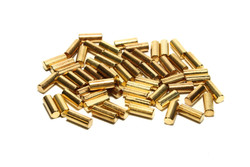 Humbucker Gold Plated Steel Pole Slugs for pickup makers 60 pieces