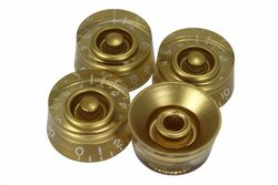 Gold Speed Knobs - Import Coarse Spline