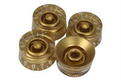 Gold Speed Knobs - US Fine Spline
