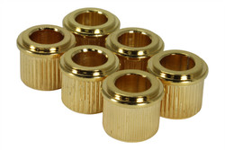Gotoh Magnum Lock 10mm conversion bushings - Gold