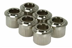 GOTOH 10mm Conversion Bushings - Nickel