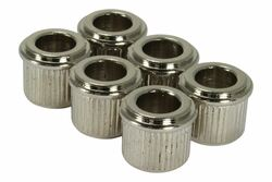 Gotoh Magnum Lock 10mm conversion bushings - Nickel