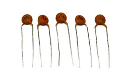 Ceramic Disc Capacitors .047mfd 50v