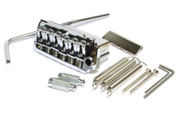GOTOH EV510TS-BS-C 2-point non-locking tremolo guitar bridge - chrome plated