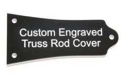 Generic Epiphone truss rod cover