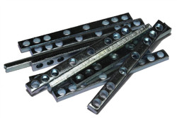 52mm 8 Hole Keeper Bar - 10 pack