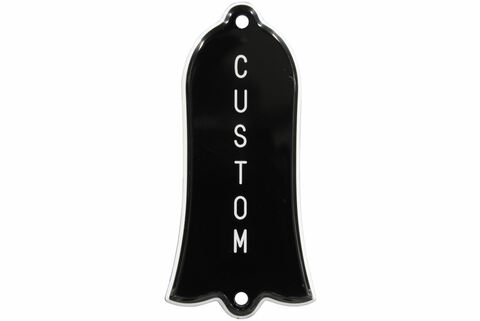 Engraved CUSTOM vertical truss rod cover