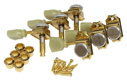SD90 MG-T Locking Tuning Machine - Gold