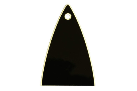 Blank Truss Rod Cover for CARVIN Guitars