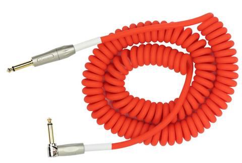Kirlin IMK-202 PFGL Semitransparent Coiled Cable