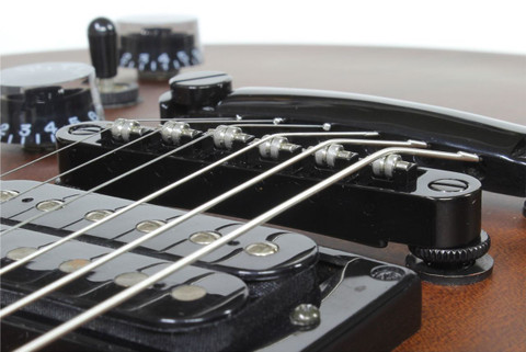Roller Bridge Tune-o-Matic for Epiphone guitars w/ m8 threaded posts