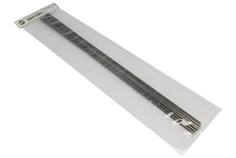 """Sintoms Titanium Frets - .104""""(2.65mm)x.049""""(1.24mm)"""