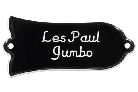 """Engraved """"Les Paul Jumbo"""" Truss Rod Cover for Gibson Guitars"""