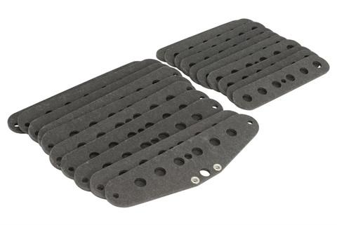 Tele Neck Pickup Flatwork - 10 pack