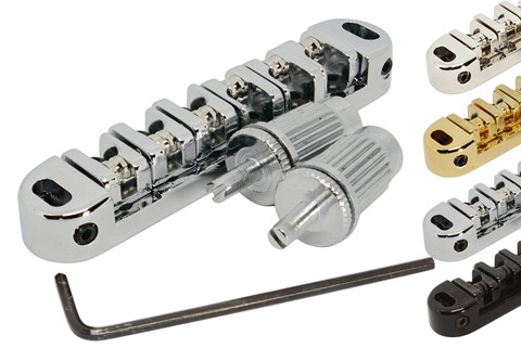 Low Profile Roller Bridge for Epiphone guitars