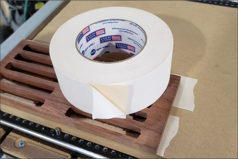 "Double Side Masking Tape 2"" x 36yds"