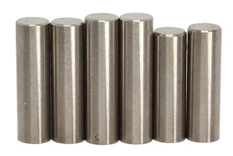 Vintage Bevel Rod Staggered Rod Magnet Set