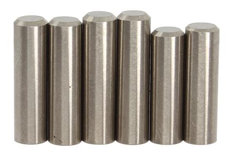Modern beveled staggered rod magnet set