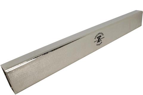 "16"" Guitar/Bass Fret Leveling Beam - Nickel plated Steel"