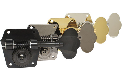 GOTOH GB640 Res-o-lite Reverse Wind Bass Tuning Machine - Sold Individually