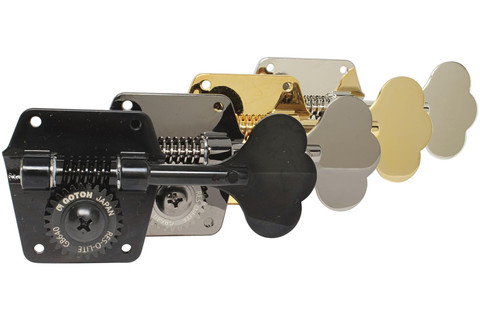 GOTOH GB640 Res-o-lite Bass Tuning Machine Tuner - Sold Individually