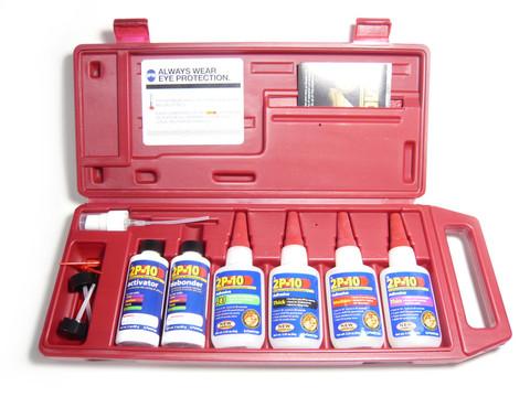 FastCap 2P-10 Cyanoacrylate Super Glue Kit