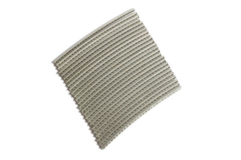 Stainless Steel Jescar FW55090-S fretwire pre-radiused
