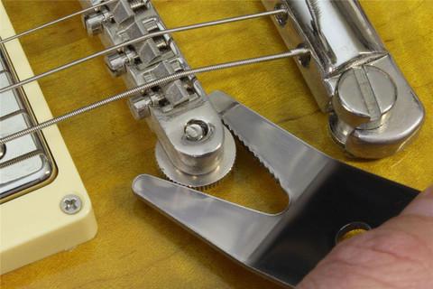 Premium Guitar Spanner Wrench with thin Foam sticker