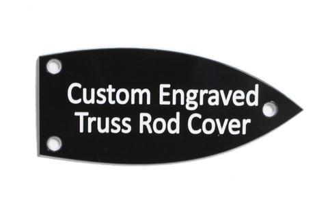 Custom Engraved Truss Rod Cover for Gretsch Guitars
