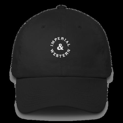 IW CIRCLE LOGO 6 PANEL CAP-207