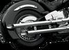 Baron Custom Exhaust Nasty Boy Slasher Slip On Mufflers for '99-09 Yamaha V-Star 1100 Classic/Custom