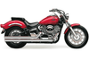 Cobra  Speedster Longs Exhaust with PowerPort for V-Star 1100 '99-up