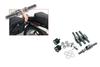 Cycle Visions Barebacks for '97-02 FLSTS & '00-02 FLSTC w/ Detachable Sissy Bar -Kit
