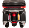Ciro Filler Panel Lights for '14-Up Harley Davidson Ultra and Road King - Chrome [Sold in pairs]