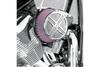 Baron Custom XXX Air Cleaner Assembly for VTX1800 '02-08