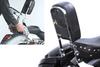 National Cycle-Paladin  QuickSet3 Backrest for 750C2 Spirit '07-up QuickSet3 Mounting System Sold Separately