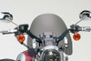 National Cycle SwitchBlade Windshield for FX Models Narrow Glide w/ 39mm Fork Tubes -Deflector, Tinted Style